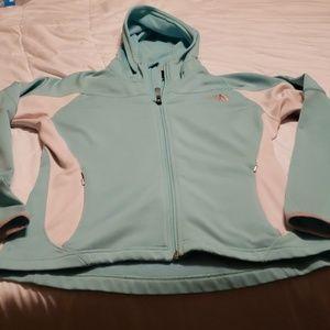 Northface flight series soft jacket medium